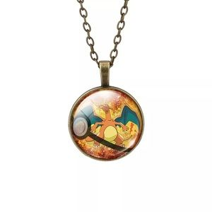 Other - Pokemon Charizard Necklace